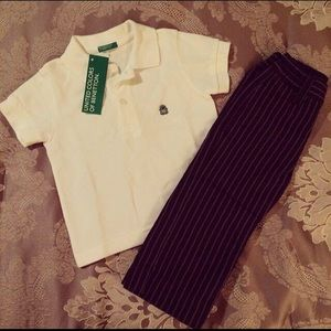 💥NWT💥 UNITED COLORS OF BENETTON 2-piece outfit